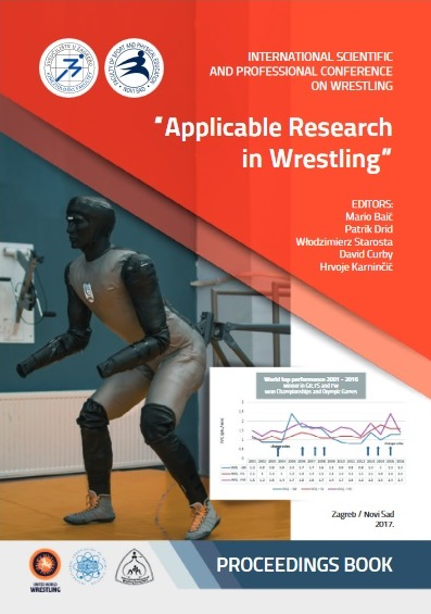 Applicable Research in Wrestling