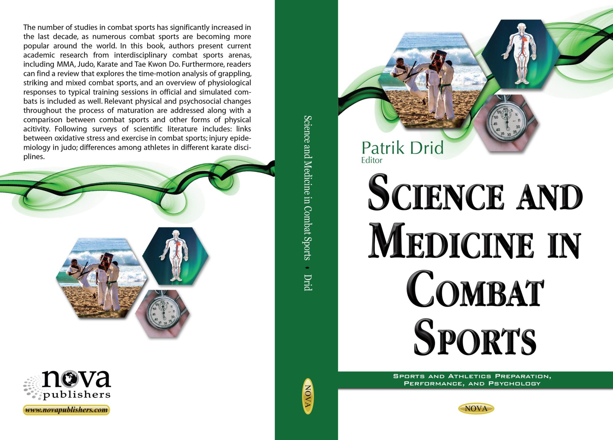 Science and Medicine in Combar Sports